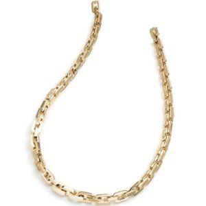 Eddie Borgo Supra Link Collar Necklace $350